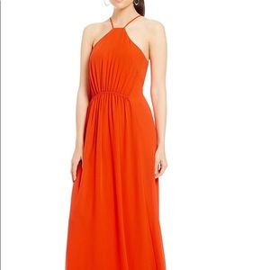 Dresses & Skirts - Summer Dress Halter Style Small NWT Maxi A-Line